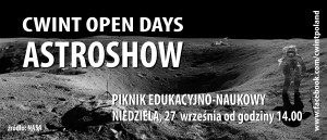 CWiNT Open Days Astroshow 2
